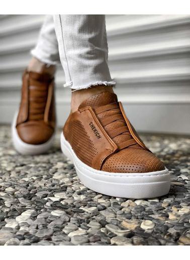 Chekich CH011 BT  Erkek Ayakkabı TABA Taba